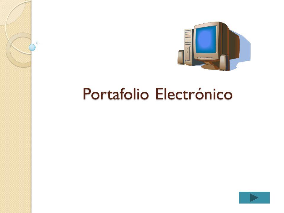Portafolio electrónico Luego de crear la carpeta para guardar todos los documentos que utilicemos en el portafolio, aprendamos cómo insertar una imagen, sonido, video, botones, de acción y enlaces; para lograr un portafolio atractivo, profesional e interesante.