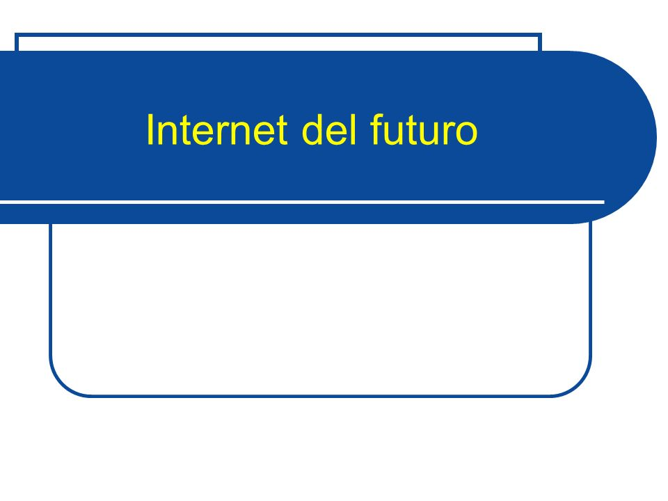 Limitaciones Internet Fuente: Report from the National ICT Research Directors.