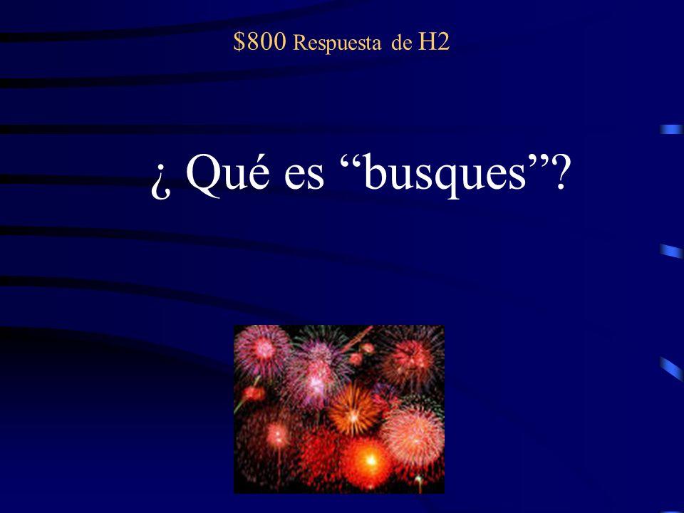 $800 pregunta de H2 Te ruego que (t ú) ________ (buscar) un buen amigo.