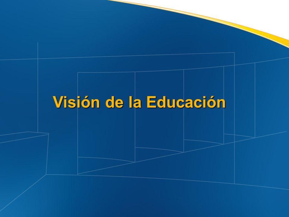 Visión de la Educación