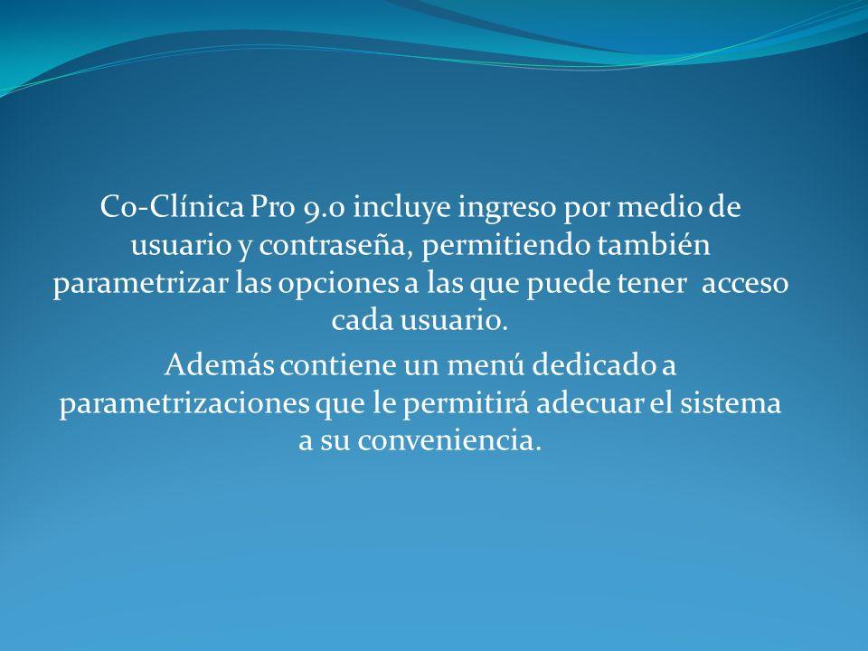 Co- Clínica Pro 9.0 puede ser puesto en línea con una herramienta adicional que se llama Co-Clínica Pro Web, ésta última es una página de internet donde el paciente puede ver la información general de la clínica dental y también podrá realizar su cita desde la comodidad de su casa.