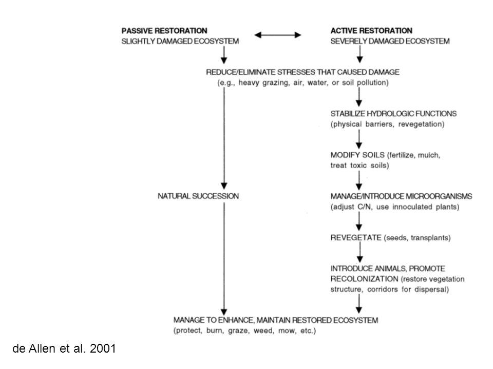 de Allen et al. 2001
