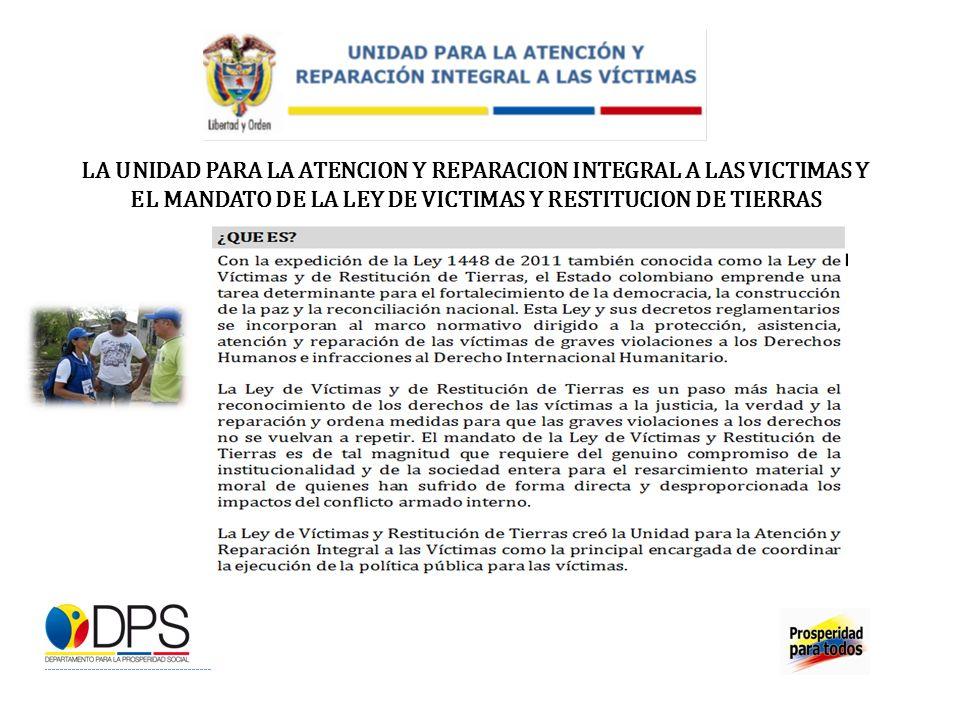 COMITÉS TERRITORIALES DE JUSTICIA TRANSICIONAL