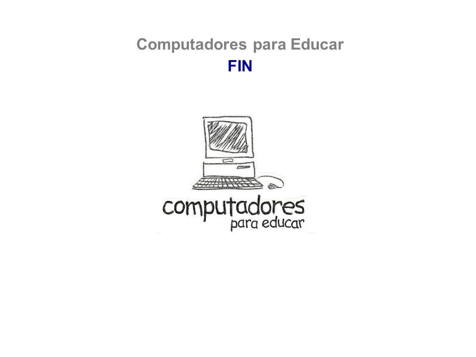 Computadores para Educar FIN