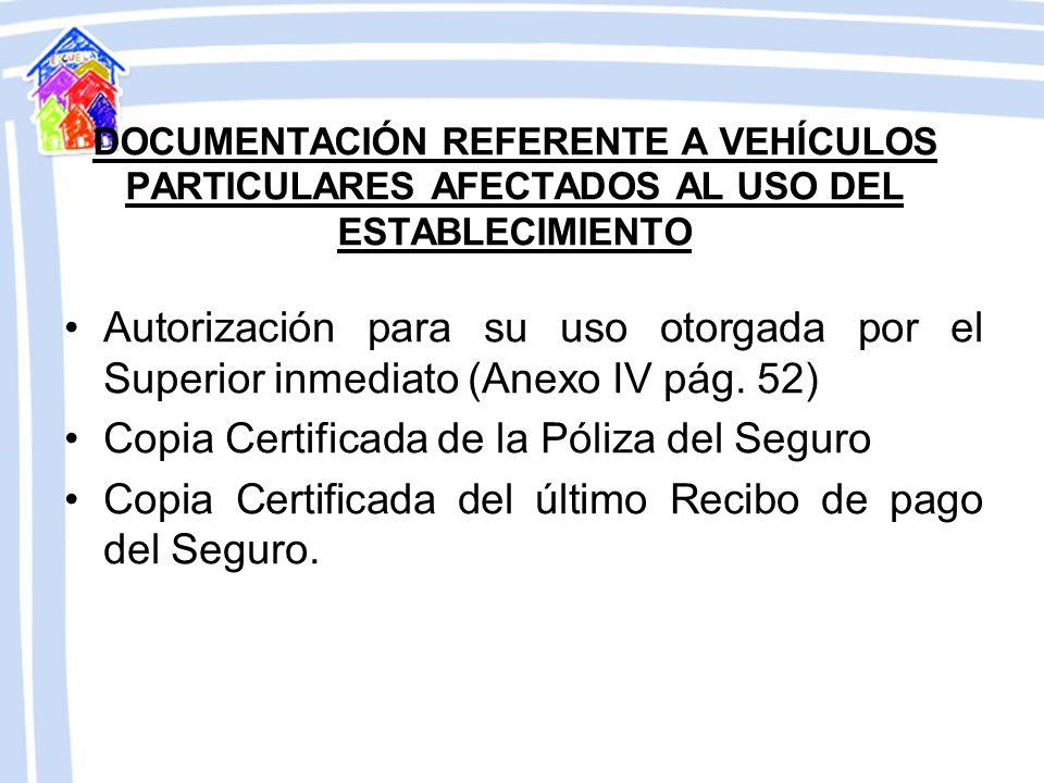 RESÚMENES BANCARIOS Adjuntar originales firmados y sellados. COPIA CERTIFICADA LIBRO BANCO Formalidades del Libro Banco: pág. 9; Anexo XI (Pág. 67). P