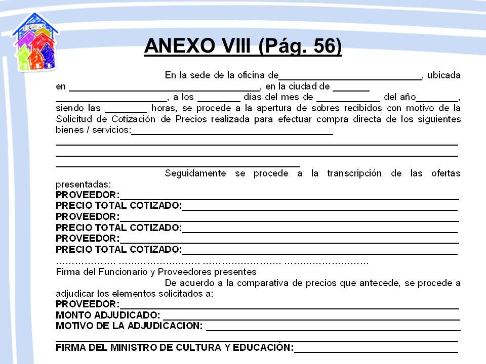 ANEXO VII (Pág. 55)