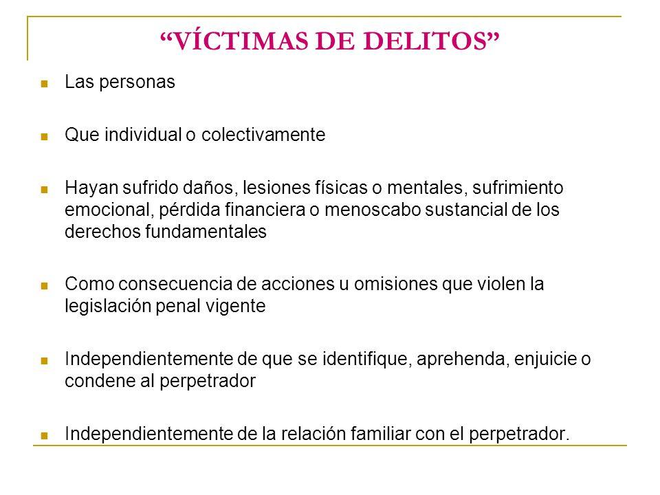 ¿Los procedimientos han sido diseñados de tal manera que evitan una victimización secundaria de las mujeres.