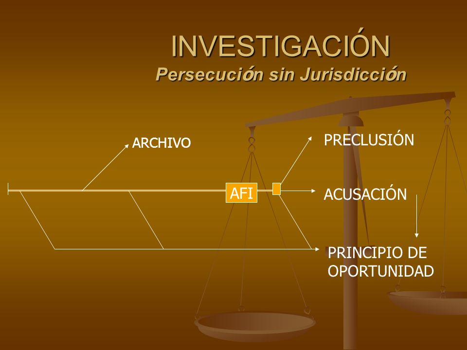 4.Control de Legalidad Automático (dentro de los 5 días siguientes).