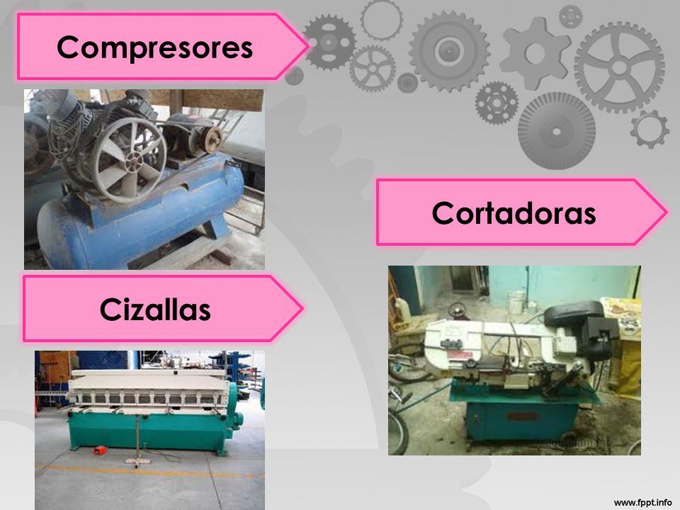 Compresores Cizallas Cortadoras