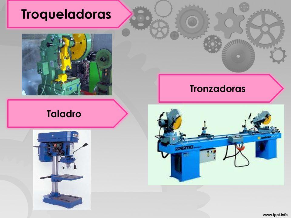 Troqueladoras Taladro Tronzadoras