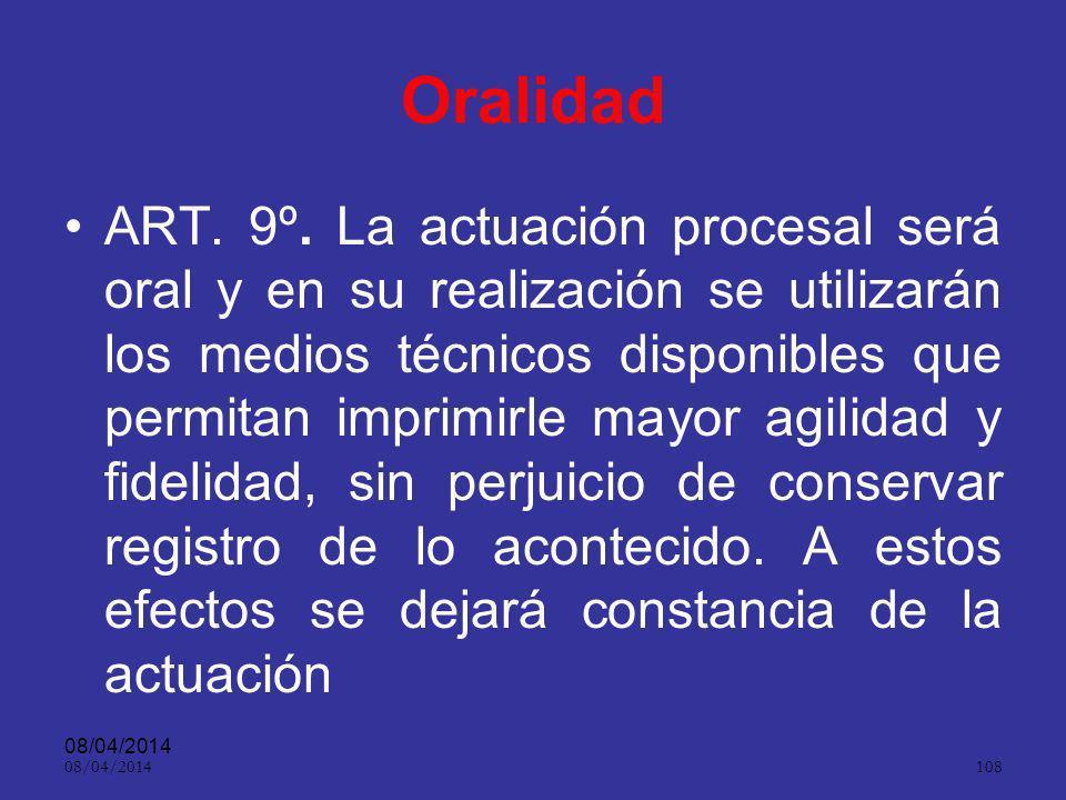 08/04/2014 107 ;l) Renunciar a los derechos contemplados en los literales b) y k) siempre y cuando se trate de una manifestación libre, consciente, vo