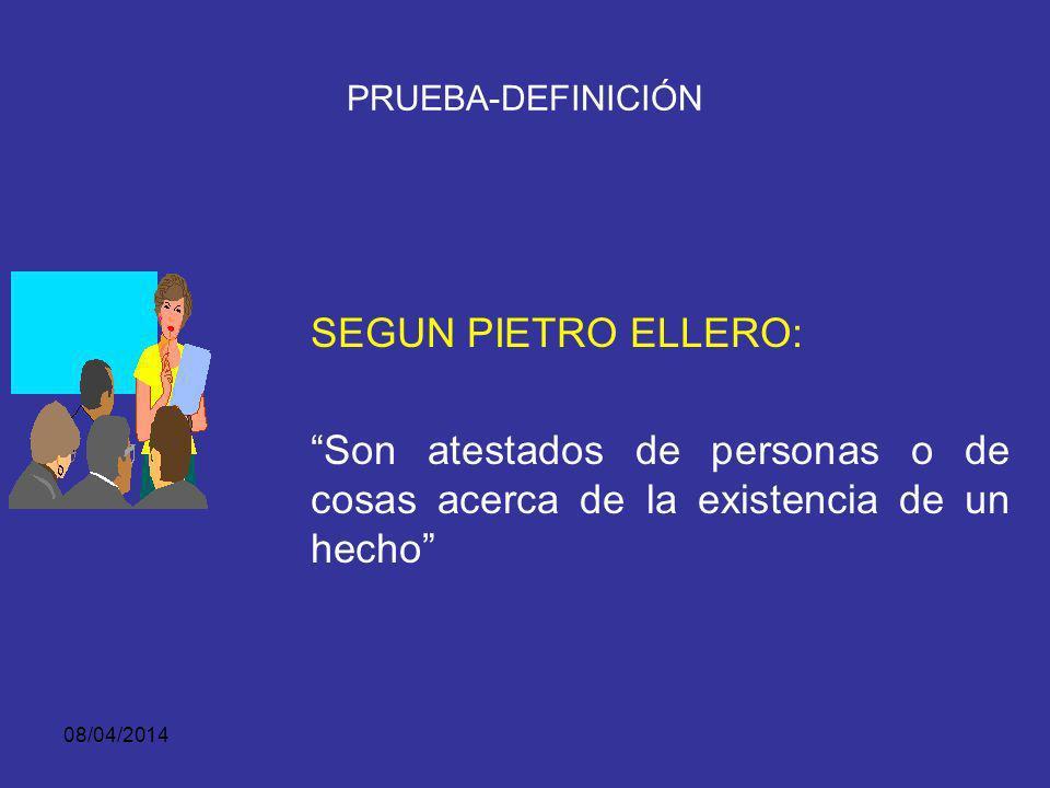 08/04/2014 PRUEBA-DEFINICIÓN