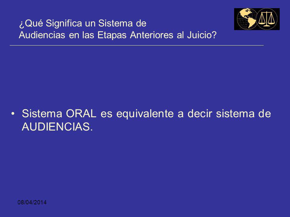 08/04/2014 Cuàles son los componentes en un sistema de audiencias?.