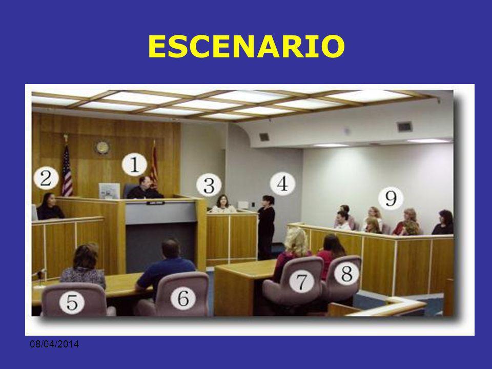 08/04/2014 TECNICAS DE CONTRAINTERROGATORIO