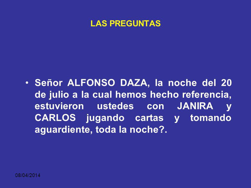 08/04/2014 LAS PREGUNTAS ARGUMENTATIVA: SU CONTENIDO LLEVA UNA INFERENCIA O UNA DEDUCCION LOGICA.