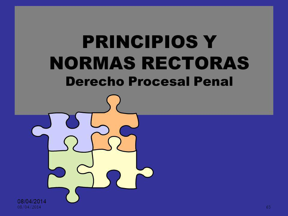08/04/2014 Oralidad, Integración y Remisión.