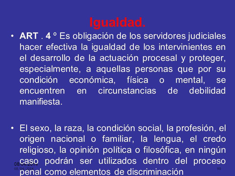 08/04/2014 89 ASPECTO PRACTICO Análisis e infiltración de organización criminal. en los tratados internacionales ratificados por Colombia. Art. 241 C.