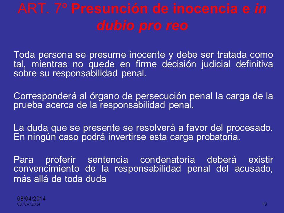 08/04/2014 98 En efecto, advierte la Sala que en punto del principio de favorabilidad la Ley 906 de 2004 podría ser aplicada con efectos retroactivos