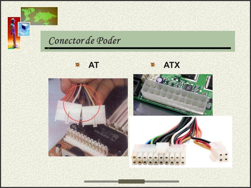 Conector de Poder ATATX