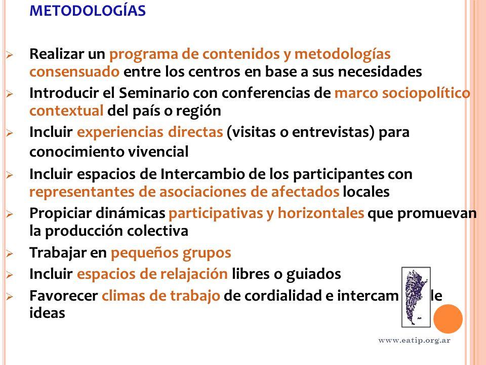 2.Como contribuye la participación en un Seminario para el desarrollo de capacidades en un centro.