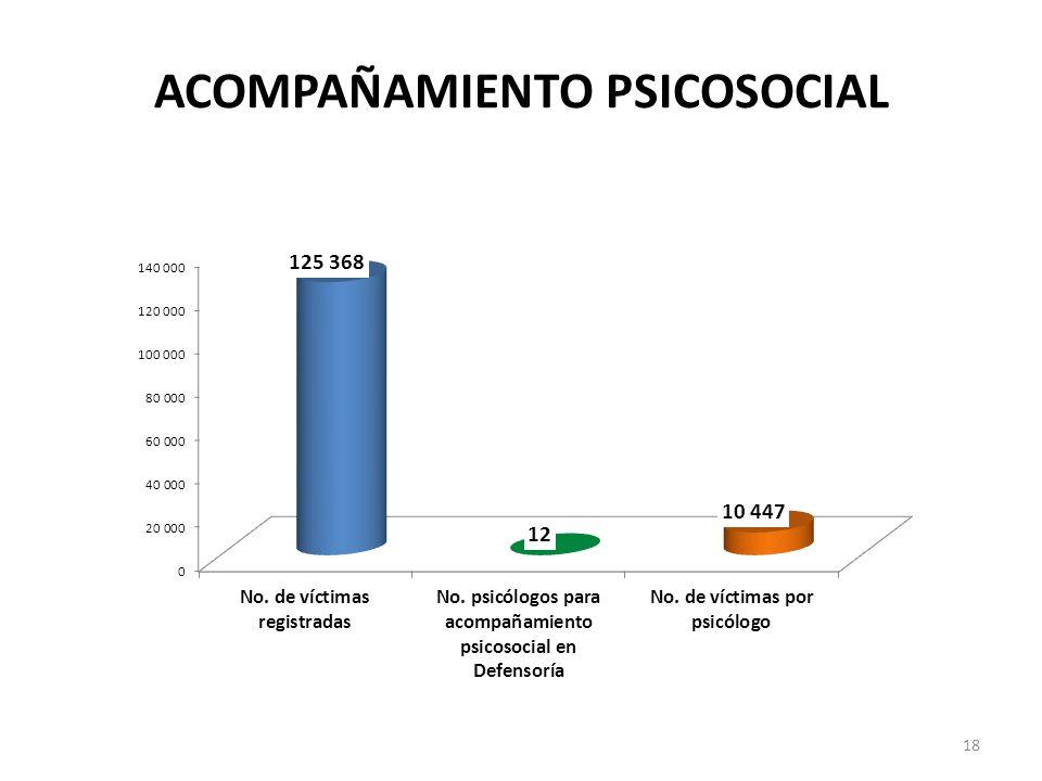 ACOMPAÑAMIENTO PSICOSOCIAL 18