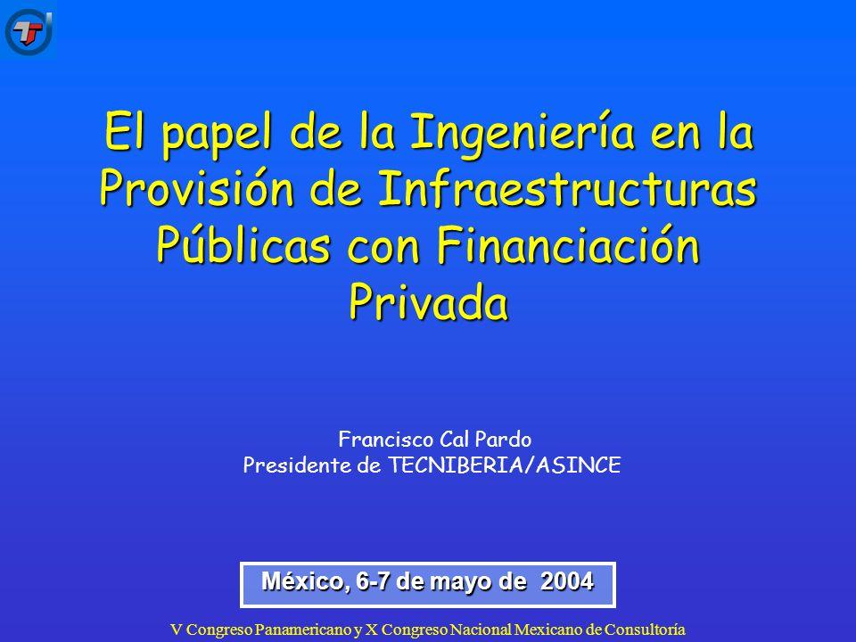 V Congreso Panamericano y X Congreso Nacional Mexicano de Consultoría 6.