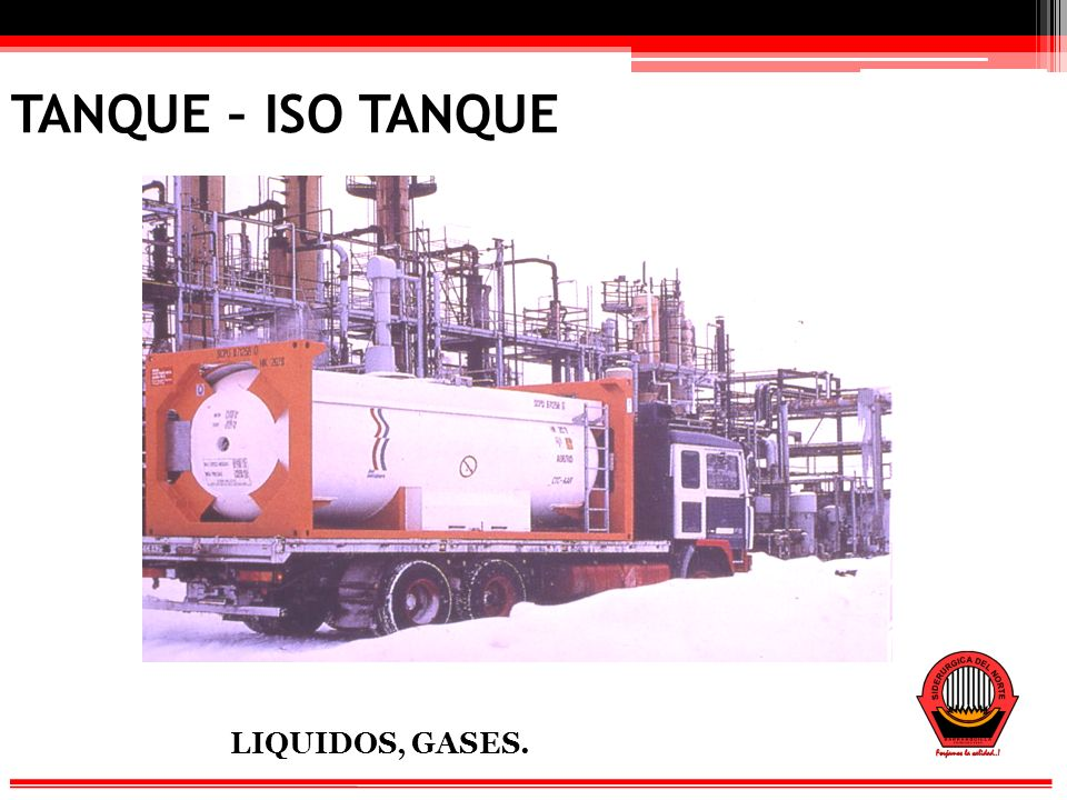 TANQUE – ISO TANQUE LIQUIDOS, GASES.