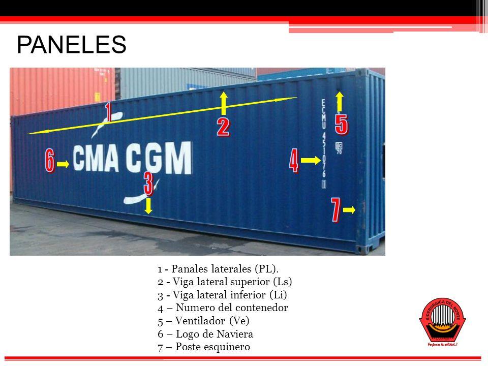 PANELES 1 - Panales laterales (PL).