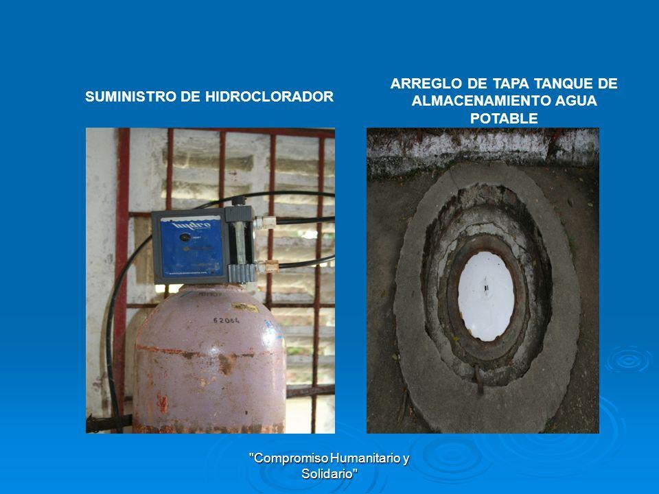 Compromiso Humanitario y Solidario MANTENIMIENTO ALUMBRADO PUBLICO