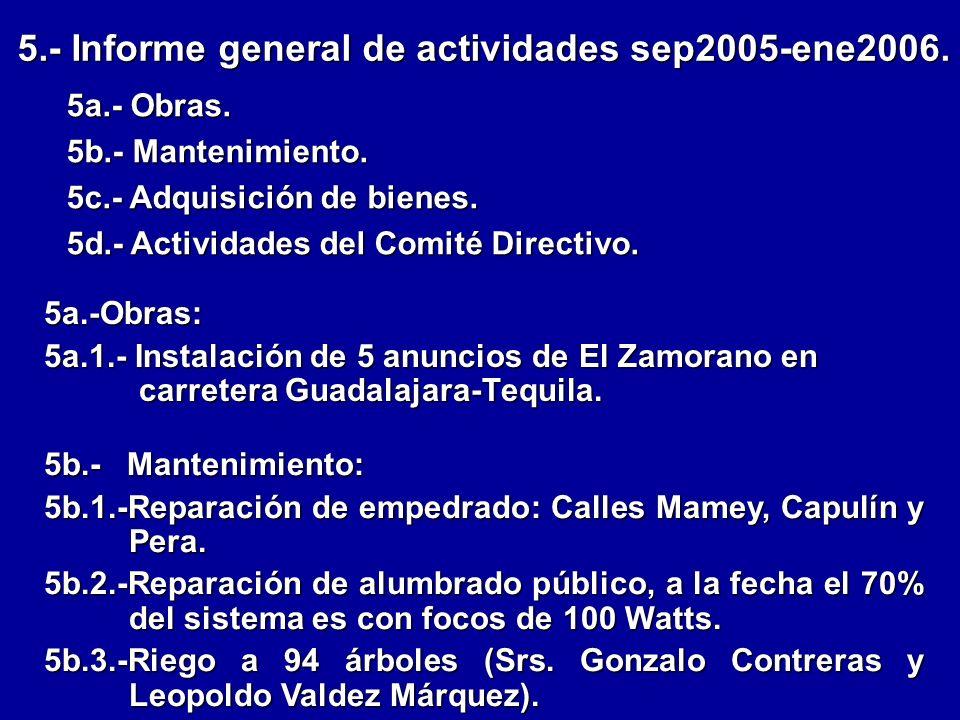 5.-Informe general de actividades sep2005-ene2006.