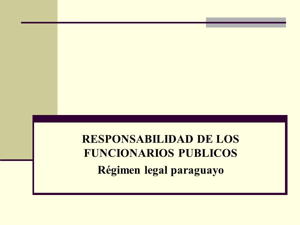 Régimen Constitucional Actos Irregulares Artículo 106 Constitución Nacional de 1992.