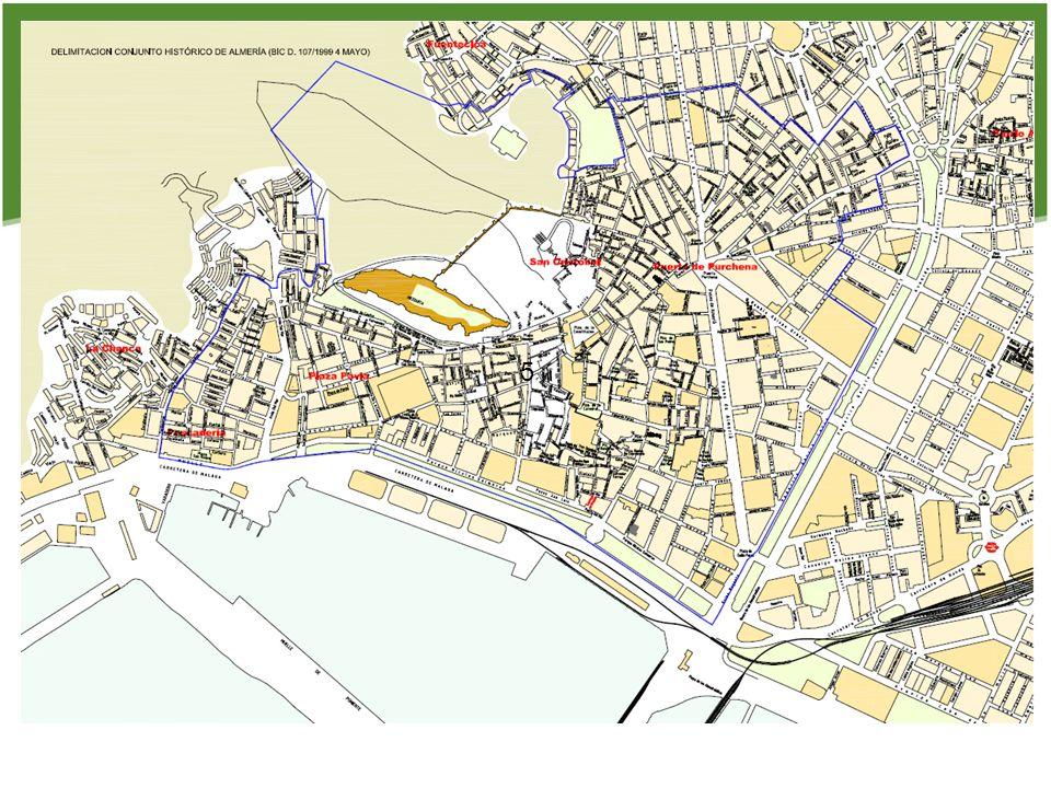 II. Filosofía del Proyecto (I) El proyecto Iniciativa Urbana de Almería es en sí mismo una propuesta innovadora de Almería y por Almería, pues respond