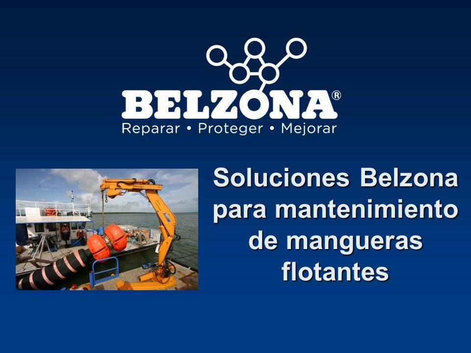 Soluciones Belzona para mantenimiento de mangueras flotantes