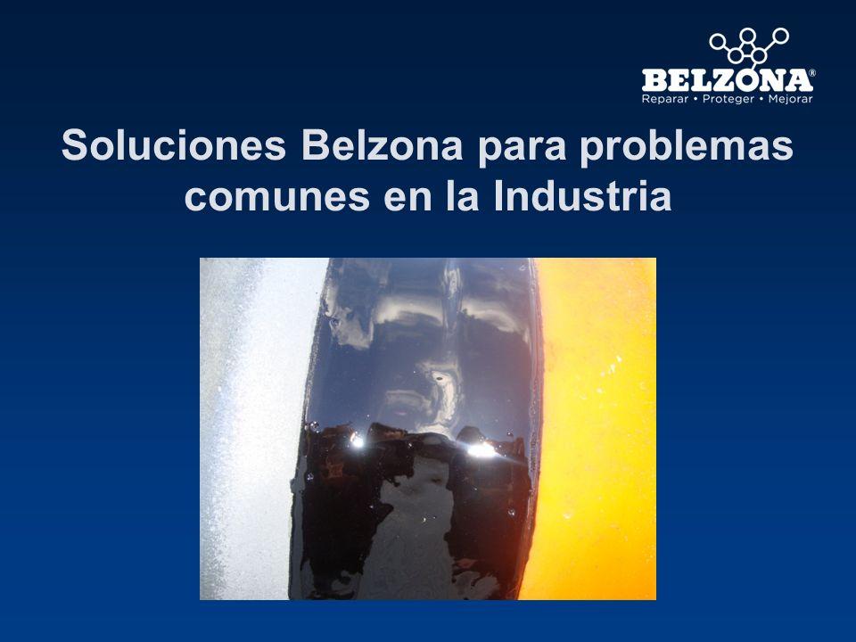 Soluciones Belzona para problemas comunes en la Industria