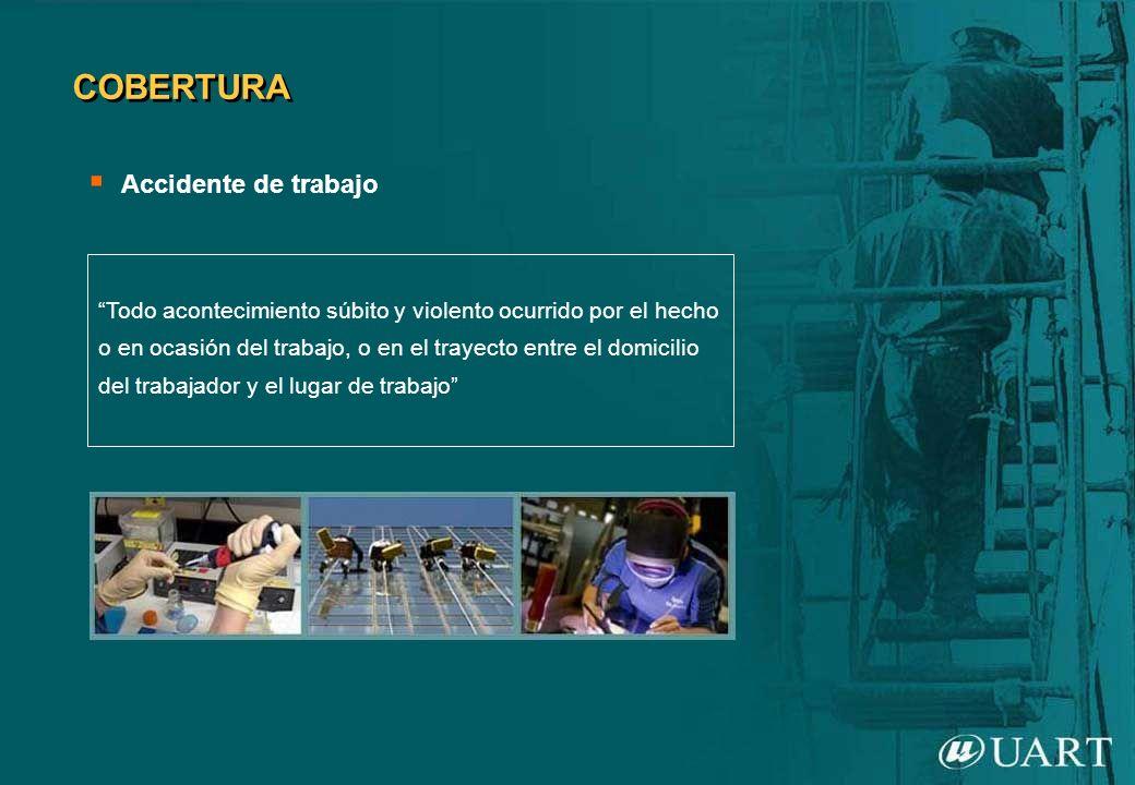 INDICADORES DE GESTIÓN Costos de la cobertura COMPARACIÓN INTERNACIONAL COMPETITIVIDAD Fuente: SRT y UART % de la Masa Salarial Julio 2011 Pre LRT 7,0% 3,0% 2,7% 2,1% 1,7% 2,2%