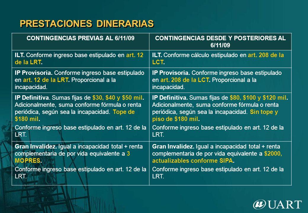 Indicadores de Gestión Alcance de la cobertura Indicadores de gestión y resultados en materia de prevención Tarifación - Costos EL SISTEMA DE RIESGOS DEL TRABAJO