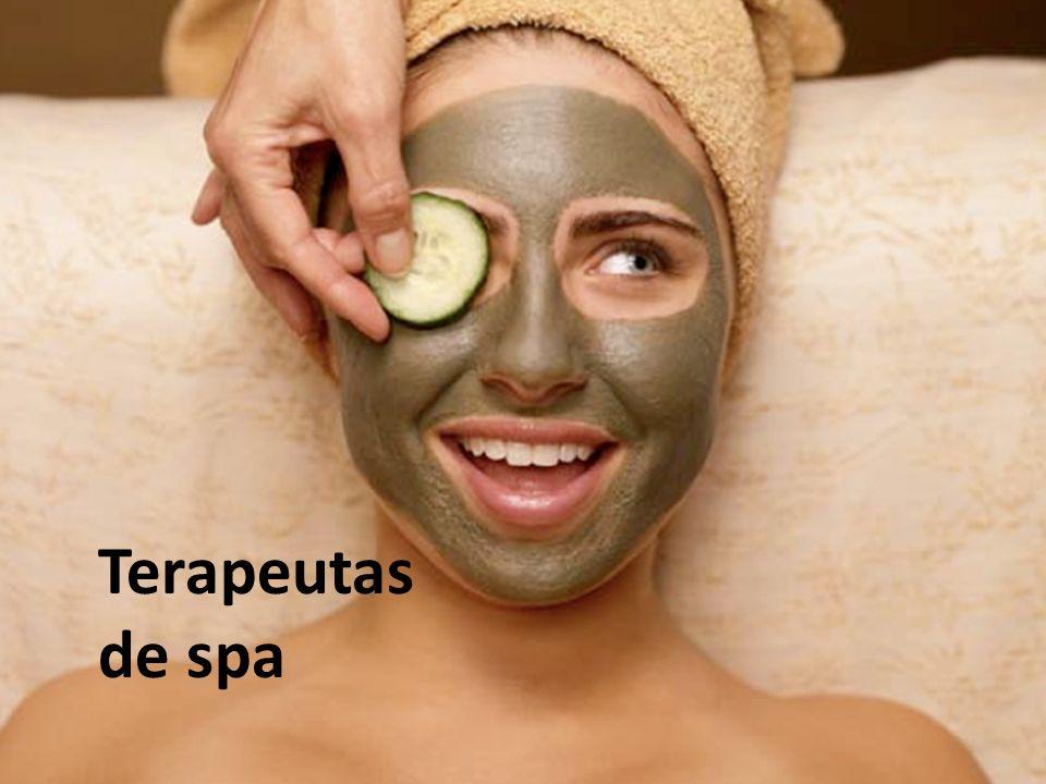 Terapeutas de spa