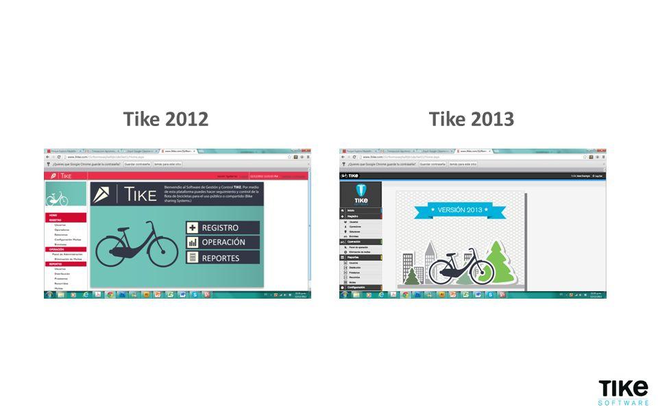 Tike 2012Tike 2013