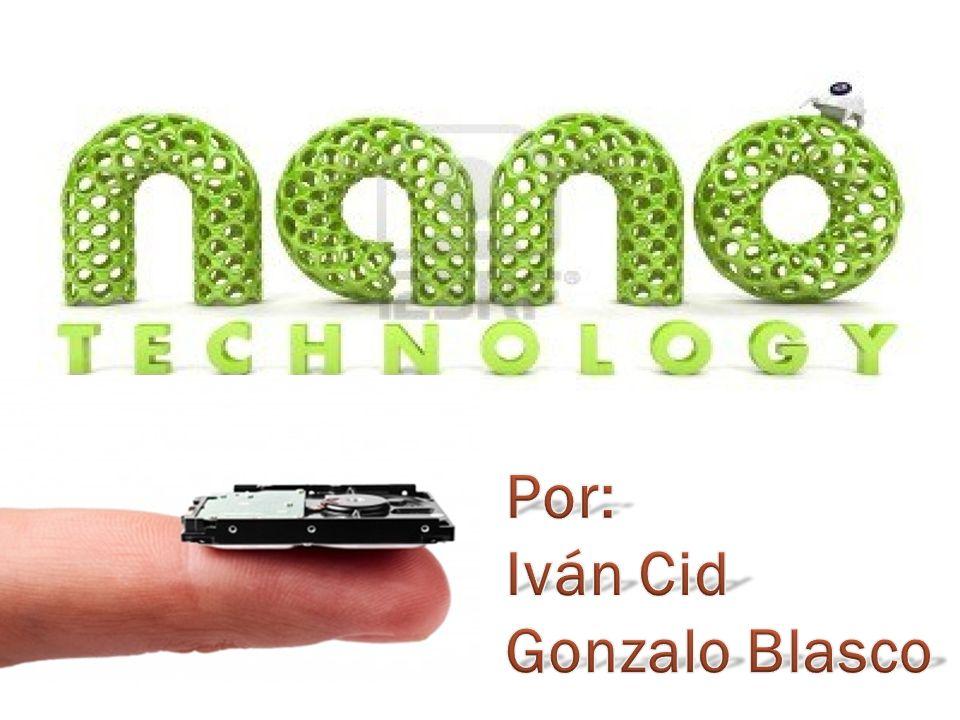 La palabra nanotecnología es usada para definir a aquellas ciencias y técnicas dedicadas al estudio, síntesis y manipulación materiales, aparatos y sistemas a una nano escala, es decir a una millonésima parte de un milímetro (10^-9 m.).