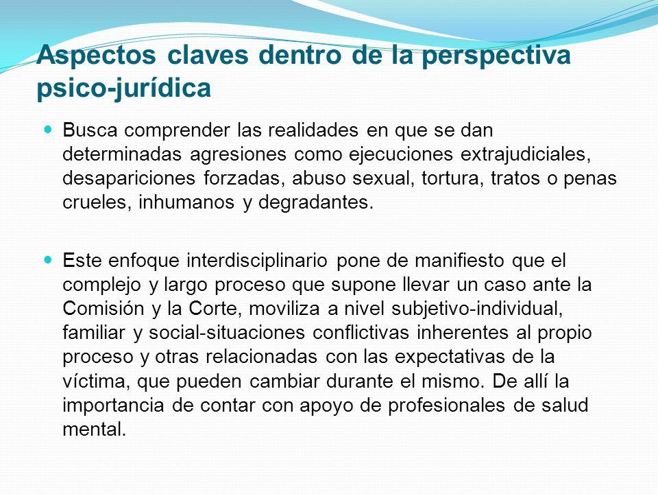 JURÍDICOPSICOJURÍDICOPSICOLÓGICO DURANTEDURANTE Elaboración del guión de la audiencia y orden de presentación de testigos y peritos.