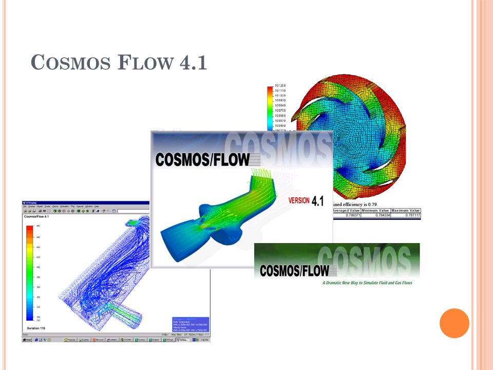 C OSMOS F LOW 4.1