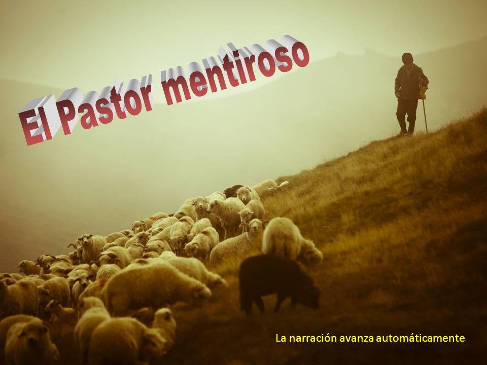 13 No dirás falsos testimonios ni mentirás Narración: El pastor mentirosoNarración: El pastor mentiroso Punto de partida Mensaje Cristiano El Catecism
