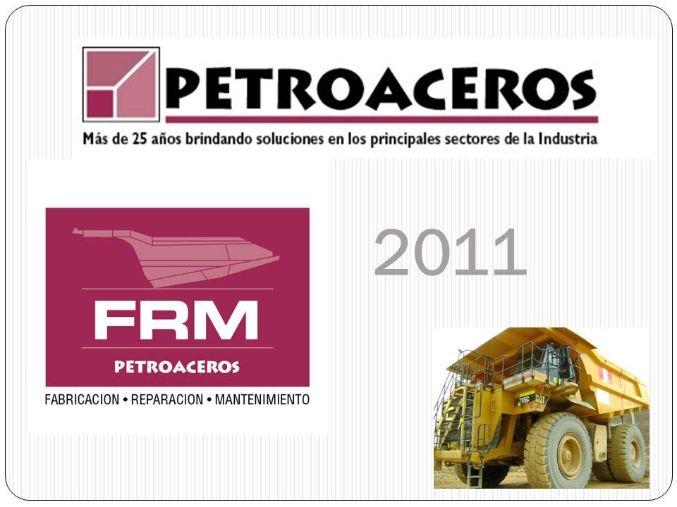 Descripción Petroaceros es una empresa privada fundada en el Perú el 12 de octubre de 1984.