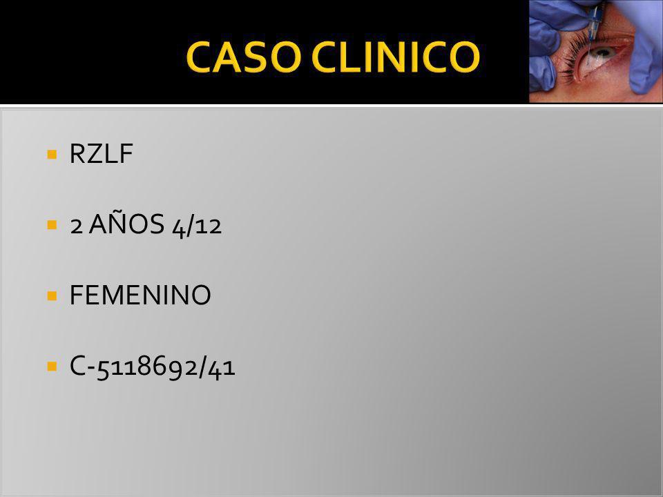 RZLF 2 AÑOS 4/12 FEMENINO C-5118692/41