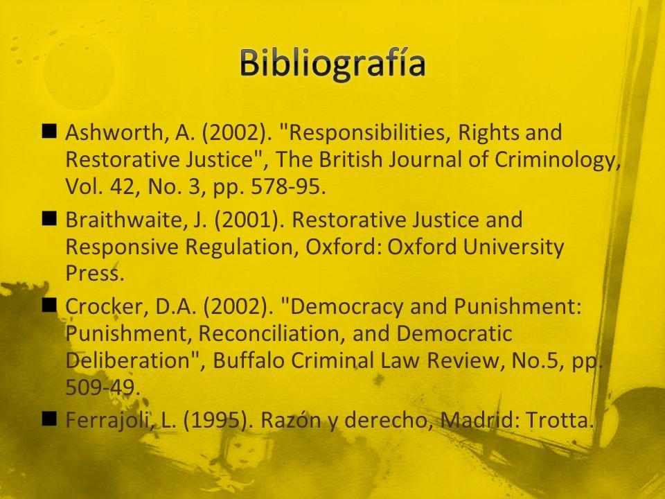Ashworth, A. (2002).