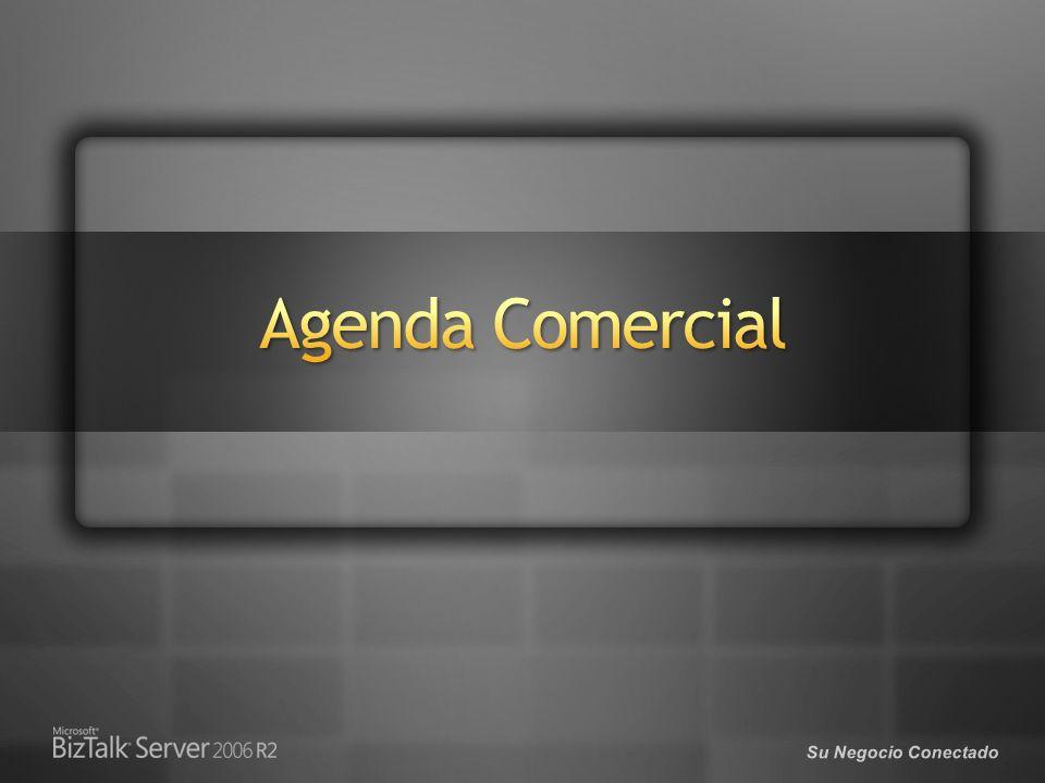 Unificar agenda comercial y agenda personal Permitir diferentes tipos de acceso