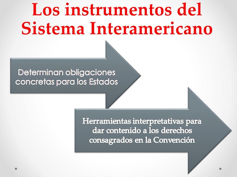 Comisión Interamericana (CIDH) Órgano autónomo de la OEA Responsable de la promoción y protección de los derechos humanos Función principal (Art.