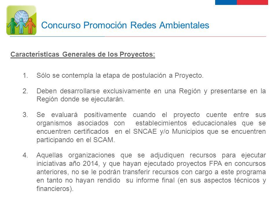 13 Concurso Promoción Redes Ambientales Actividades de difusión y señalética.