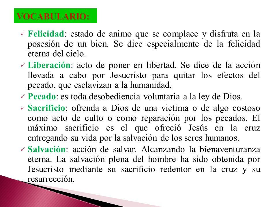 1.Poema de Blas Otero. 2. El sufrimiento de Cristo en la pasión es un no a la violencia.