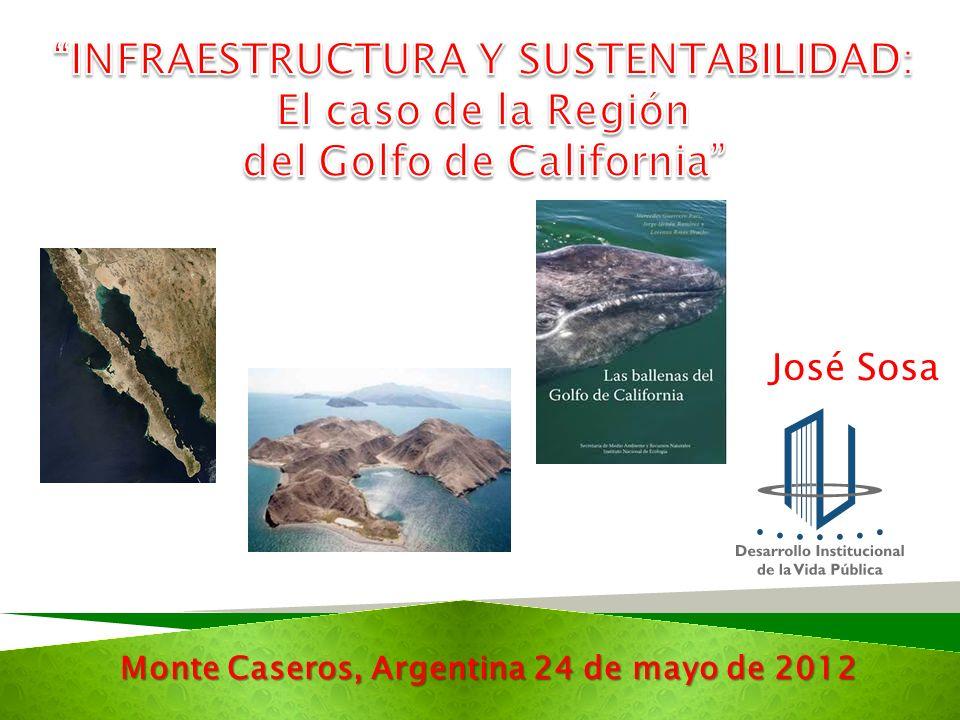 Protección ambiental Prevención de riesgos Evolución gestión pública Elementos desarrollo territorial Competitividad Equidad & cohesión Integración urbano-rural Políticas de infraestructura Descentralización (edos.